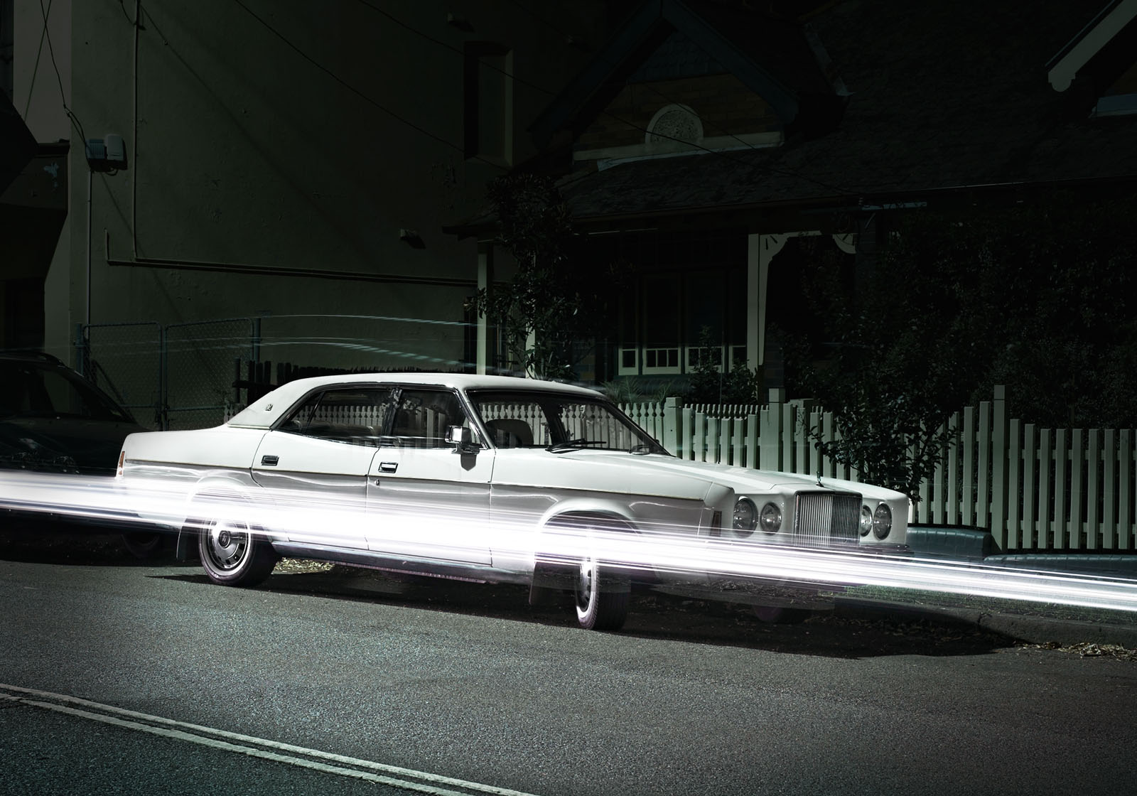 The Ghost Car