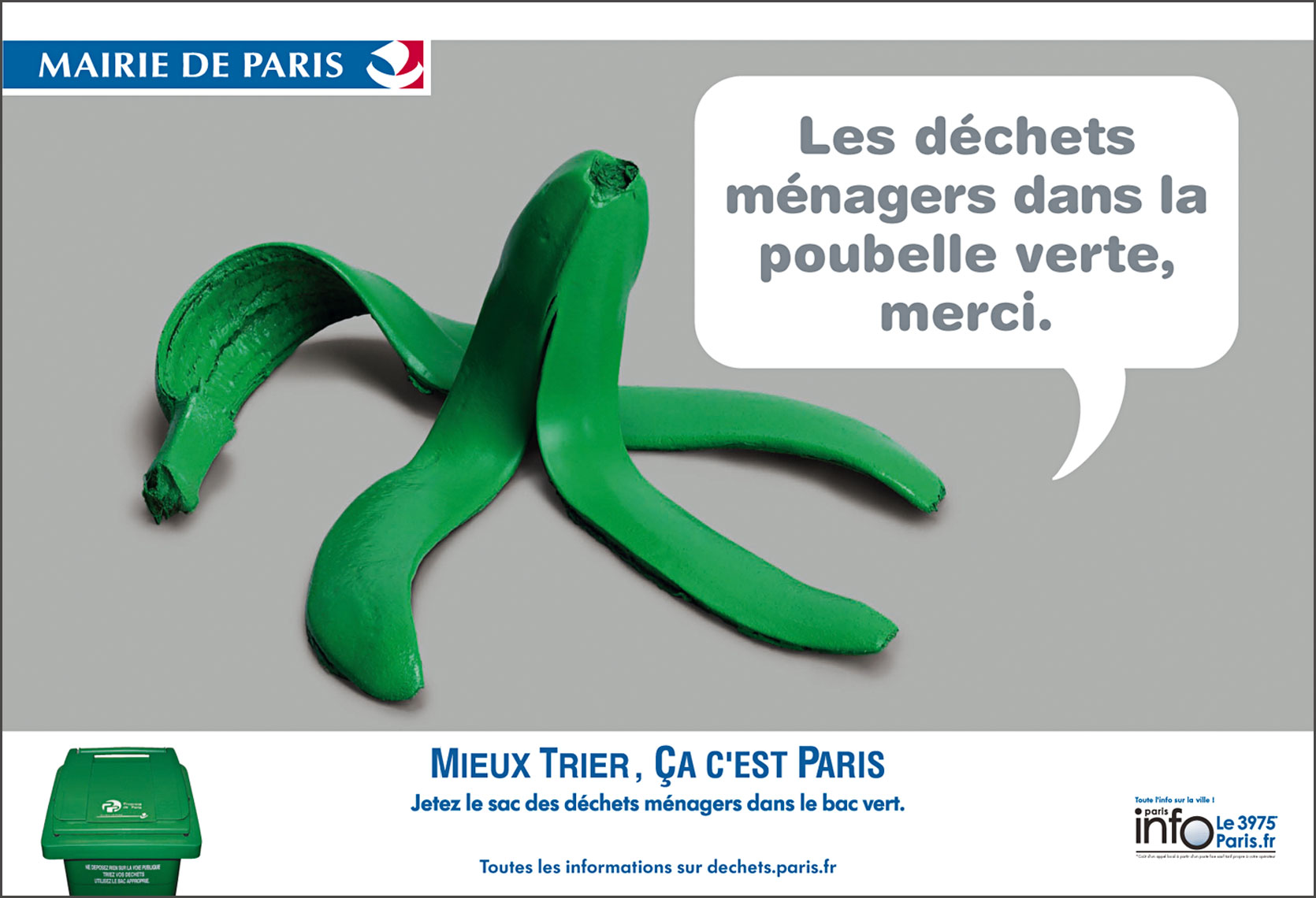 MAIRIE DE PARIS x McCANN PARIS